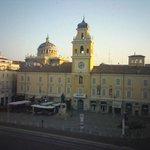 #buongiorno #parma ! Tre gradi in più http://t.co/yUBkYT8NnL http://t.co/5HjB5kMylK