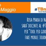 Il 23/5 sarò a #Milano per #TBneTalks a parlare di #MobileJournalism: #tools per storytelling con smartphone http://t.co/LXGBPFZ9Yl