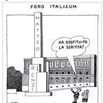 Caro Renzi, un giorno questo obelisco sarà tuo http://t.co/eXr73Y0ew0
