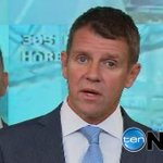 NSW Premier @mikebairdMP urges employers to allow staff to leave early to get home safely. #SydneyStorm #TenNews 5pm http://t.co/ZGR5IWF6EB
