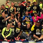 """""""So beautiful to see the radiance of the city on these streets"""" - Blog from #BostonMarathon: http://t.co/2BehMlkWLB 💪 http://t.co/gTw3uhSOce"""