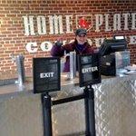 New job at Fenway! 2 beers? #EMCClub #BostonMarathon #redsox @SamuelAdamsBeer http://t.co/GmcB75nBRA