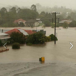 DUNGOG: Reports of a house and car washed away earlier today. Tweet us your pics and videos. #NewyStorm http://t.co/cAGfdSyAwA