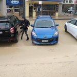 The appropriately named Beach Street Coogee   Photo by @John__Donegan  #SydneyStorm http://t.co/M2KrqH8IaT