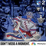The @NYRangers take down the @penguins 2-1 in a THRILLER! #StanleyCup http://t.co/Rc1F3WUmp8