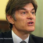 Dr. Oz plans to respond aggressively to physicians who criticized his medical advice http://t.co/Sij3pmv895 http://t.co/9eqLHFEbvL