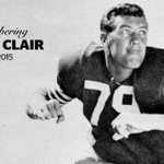 The #49ers family lost one of its own in Hall of Famer Bob St. Clair. We will miss you, Bob.  http://t.co/Ob612FX9Tk http://t.co/IBChHM9O5u
