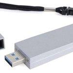 そうだ、SSDをUSBにしよう。450GBのUSBメモリ誕生 http://t.co/BugVayo1bJ http://t.co/2J5a87i7xR