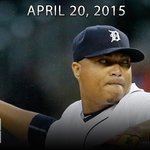 RECAP: Alfredo Simon keeps Yankees at bay, #Tigers rally for comeback victory: http://t.co/7lvFww4EgZ http://t.co/hX9svls00K