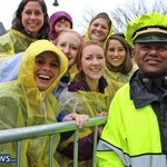 Not even the rain could dampen the enthusiasm or fun felt by fans at Mile 25 of the @bostonmarathon !!! http://t.co/7GeuF240XE