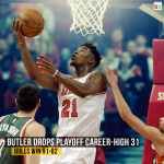 Jimmy Butler's huge 4th quarter leads the Bulls to a Game 2 win over the Bucks! They now have a 2-0 series lead http://t.co/1kYtStVMHX