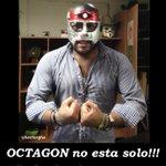 RT Nuevo #HashTag porque ya estoy hasta la madre  #TodosConOctagon Estamos contigo Brother @Octagon_real #EsDeAmigos http://t.co/sPc4vMUFPt