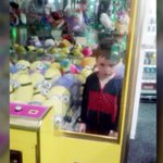 Boy gets stuck inside arcade toy machine, after trying to reach for teddy http://t.co/brnEGopIIj via @nzherald http://t.co/13V9XrYyVF