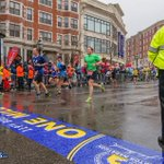 """To all the #BPD officers working of today's @bostonmarathon – we say: """"Thank you!!!"""" http://t.co/QLHcFdQor7"""