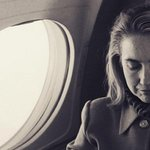 """Before there was """"Texts from Hillary"""" there was Hillary Clinton playing a Game Boy http://t.co/zXtRUuFTeq http://t.co/hmfBNxmbIt"""