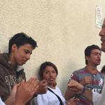 Los jóvenes son el futuro de #SanLuisPotosi y hoy pueden ayudar a cambiar la historia y que #VolvamosACreer http://t.co/zuSDuqI734
