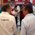 Visitamos #SLP al lado de @JMCarreras2015, candidato hecho para competir y para representar a los potosinos. http://t.co/5stcCXTkj8