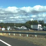 RT @BendigoPWpics #Calder Fwy still closed north bound due to truck accident @BgoAddy http://t.co/Fj86zXEWw6 http://t.co/zNhIM2BccZ
