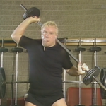 Its all about proper technique in the gym, so says @WWE Hall of Famer #BobbyTheBrainHeenan! #RockNWrestling http://t.co/G8oPRAcinR