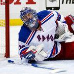Rangers 2, Penguins 1: Rangers Stifle Penguins for 40 Minutes, Then Withstand a Flurry http://t.co/UHYqUXo6F7 http://t.co/OD5cgEUsQK