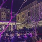 ¡Noche de música al aire libre con Orquesta Sinfónica! Gracias por acompañarnos en Patio de las Jacarandas Foto:VkRmz http://t.co/6vdnBkWPXa