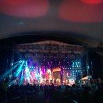 A cantar con @adictivaoficial en el #ForoDeLasEstrellas. Noches como está todos los días en la Feria de México. http://t.co/vuspRiDIC8