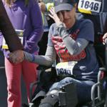 "Boston Marathon runner who lost leg: ""When I crossed finish line, I got my life back today"" http://t.co/eW4uQaxDbY http://t.co/JIOw1hSYgi"
