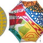 「マリメッコ(marimekko)」などのテキスタイルデザインを手がける鈴木マサルの「傘とラグとタオル」展開催 http://t.co/2tYrDdjzKC http://t.co/dJCMX1NZ8Z