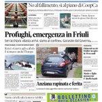 #rassegnastampa prime pagine edizione nazionale e #Pordenone @Gazzettino e @messveneto 21/4 #primapagina #Buongiorno http://t.co/hhuHC2eyAx