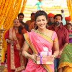 Gorgeous #Shrutihaasan In Traditional Look For Hindi Movie #GabbarIsBack