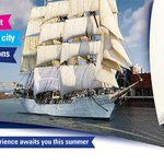 .@tallships2015 launched today! Were looking forward to welcoming lots of visitors in July! http://t.co/4iS0MZ8TC4 http://t.co/llavdqFUEc