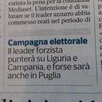 Caro Silvio, lo sappiamo che la Toscana è in cima ai tuoi pensieri (renzi a parte). Grazie per avercelo ricordato. http://t.co/X7GpEmGxHh