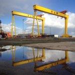 #Belfast @newslineweather @studiosouk @ScenesOfUlster @PictureIreland @LEEFilters @VisitBelfast @TitanicBelfast http://t.co/VL9IsemPpV