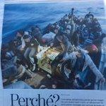 La copertina de @la_stampa di oggi mi ha fatto venire in mente lopera di Géricault #stragemigranti #CanalediSicilia http://t.co/j1KECONv1s