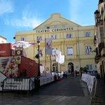 ¡Buenos días! #FelizMartes. Hoy nos espera otro gran día de cine en #Malaga ¡Nos encanta nuestra localización! ^^ http://t.co/NGFCKJWXxI