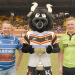 WELL be playing host to the Bradford Amateur Rugby League Finals Day on Saturday! Details: http://t.co/GP7r2wwL6g http://t.co/SpTp88kSyQ