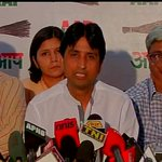 We will be holding a rally at Jantar Mantar tomorrow with the farmers of Delhi and other states: Kumar Vishwas http://t.co/jKnyGkOX0w