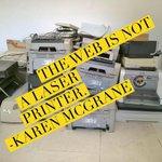 The web is not a laser printer. - @karenmcgrane #fbtb2015 http://t.co/oSVmOVvixb