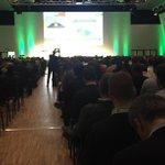 Grande interesse per l' #ecommerce , in plenaria 2.000 persone all' #ecommerceforum e altre 2.300 attese per oggi http://t.co/8IrHxYfYAc