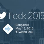 Flock 2015: @twitter brings its 1st #Developer conference to #India #Bangalore http://t.co/26awhmoT1i #TwitterFlock http://t.co/zy4BHaQr3W