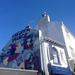 Good morning Brighton. Its a beautiful day :-). And its 10 days until @brightonfringe @1singingbarber http://t.co/ezWPod8dPD