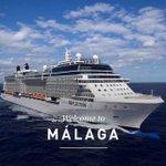 Hoy en #Malaga el Celebrity Reflection (3.045 pas.) @CelebrityEsp #cruceros Bienvenidos :) http://t.co/wf5REKc5xD