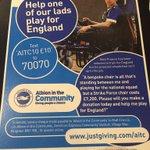 Please text AITC10 £10 to 70070 #bhafc #aitc #brighton #powerchairfootball. Thank you http://t.co/Kr2jqpgLil