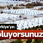 Bize aklınca insanlık dersi verenler, Akdeniz toplu mezara dönerken biz 2 milyonu aşkın mülteciye kalbimizi açıyoruz. http://t.co/QHALvsFnov