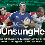 Lets get voting for Callum Black for the @IRUPA unsung hero award! Tweet @callumblack86 with the hashtag #3UnsungHero http://t.co/imqnsnGovj