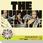 Really excited. The legendary @humanleagueHQ  at @PrideBrighton 1st August. Tickets http://t.co/mOkNzab2rv http://t.co/F4REhbKWGG