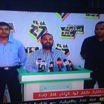 #LIVE the opposition alliance introduces the logo for the special rally to be held on May 1 #AgainstTyranny http://t.co/2AyYOwSP8a