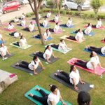 Universities accross India asked to observe maiden International Day of Yoga on June 21 http://t.co/zmwjFWBAAP http://t.co/U1YvZWRci6