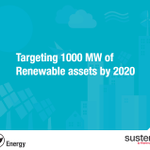 RT @MahindraSusten: #ClimateChangeIsReal and so is @MahindraSusten's strong foothold in solar energy.  #EarthDay #MahindraSustainability ht…