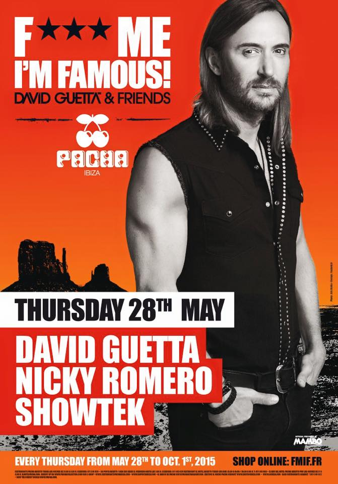 Here is the flyer of the Opening Party of @FMIFOfficial Summer 2015 ;) cc @davidguetta @nickyromero @Showtekmusic http://t.co/hnvVFO9plm